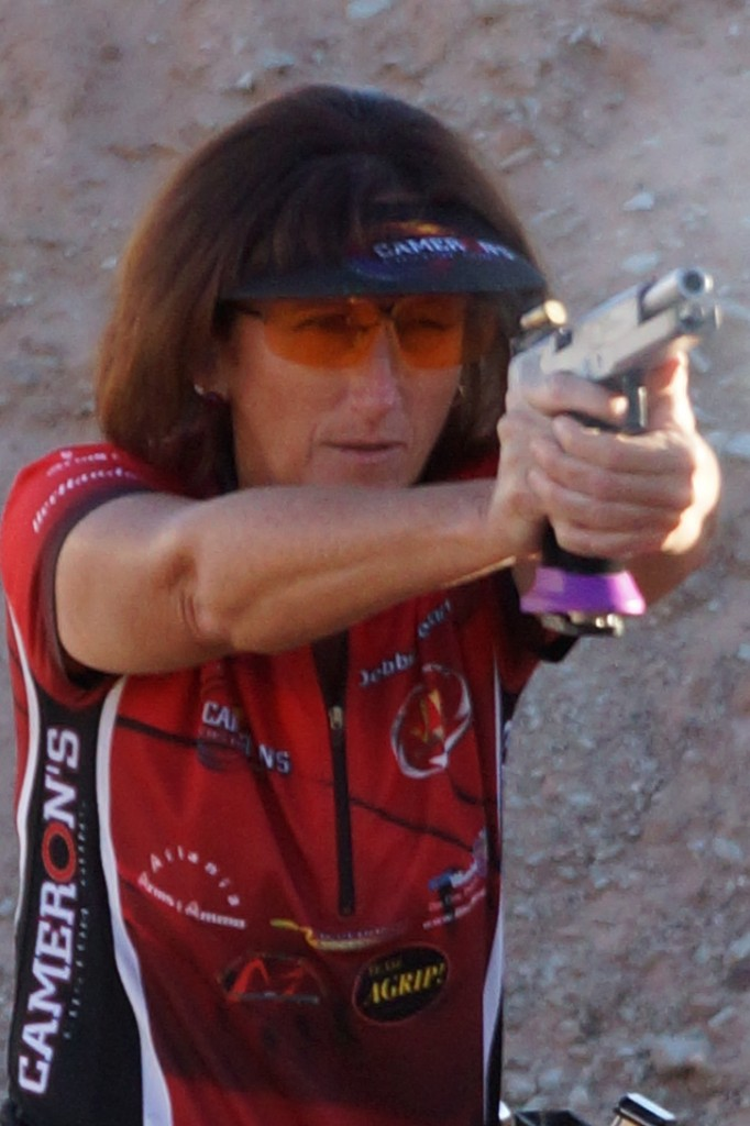 Debbie - 2013 USPSA Limited Nationals